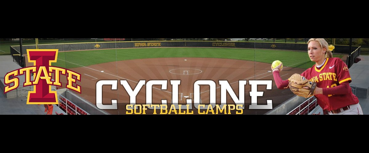 2018 Iowa State Cyclone Softball Camps